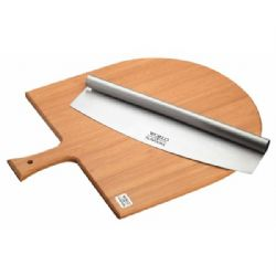 Pizza Serving Board & Cutter Set | Buy Online |  UK